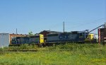 CSX 6349 & 6129 are power on train F729