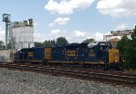 CSX 6935 & 2340 are power for F729-18