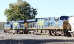 CSX 5476 & 5453 will be the power for train F741-16
