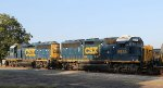 CSX 6483 & 6935 have been used on train F735