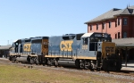 CSX 2212 & 6448 are on Y122-12