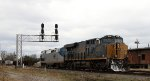 CSX 3016 & AMTK 155 will be the new power for train P052 and back down to the train