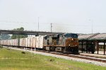 CSX 5255 & 5007 lead the Juice Train northbound