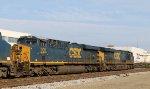 CSX 905 & 906 lead train Q400-02