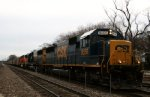 CSX SD50's on BNSF coal?  OK!