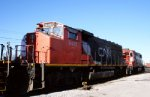 CN Widecab GP40