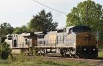 CSX 7856 leads train K760-28