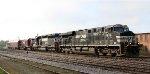 NS 7578 leads train 905