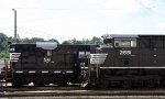NS 2661 & 56 sit in the yard