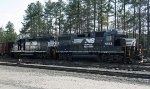 NS 5563 & 5561 in the yard