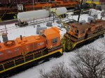 Both of BPRR's new GS1400 genset units