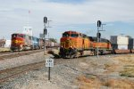 BNSF 4052