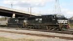 NS 7631 & 7701 push train 750 at Biltmore