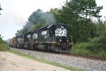 NS 3261 leads an all-EMD lineup eastbound