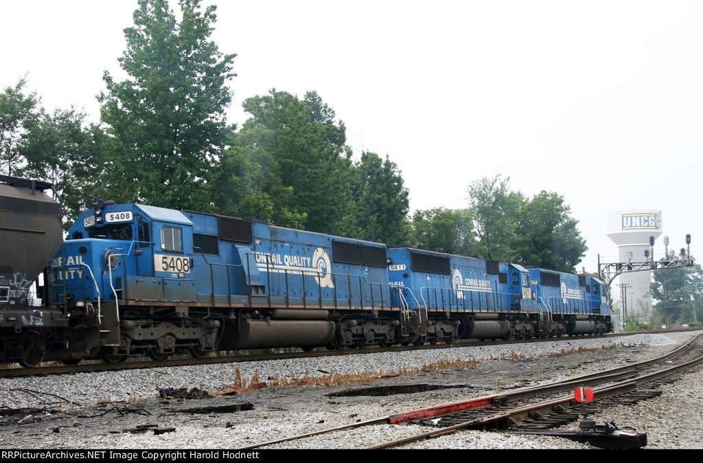 NS 5408, 5411, & 5417