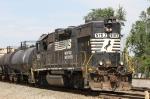 NS 5183 leads train PP05