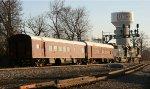 NS 37 & 36 ride behind train 351's power