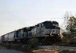 NS 8949 & 8212 lead train 159 south