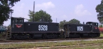 KHRH 9528 & LRS 9525 are coupled together