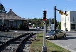 The signal guarding access to AC&W from CSX