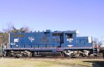 SCRF 75 headed to the CSX yard