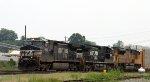 NS 9924 leads train 212