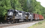 NS 7079 & 5326 power the Salisbury Switcher job