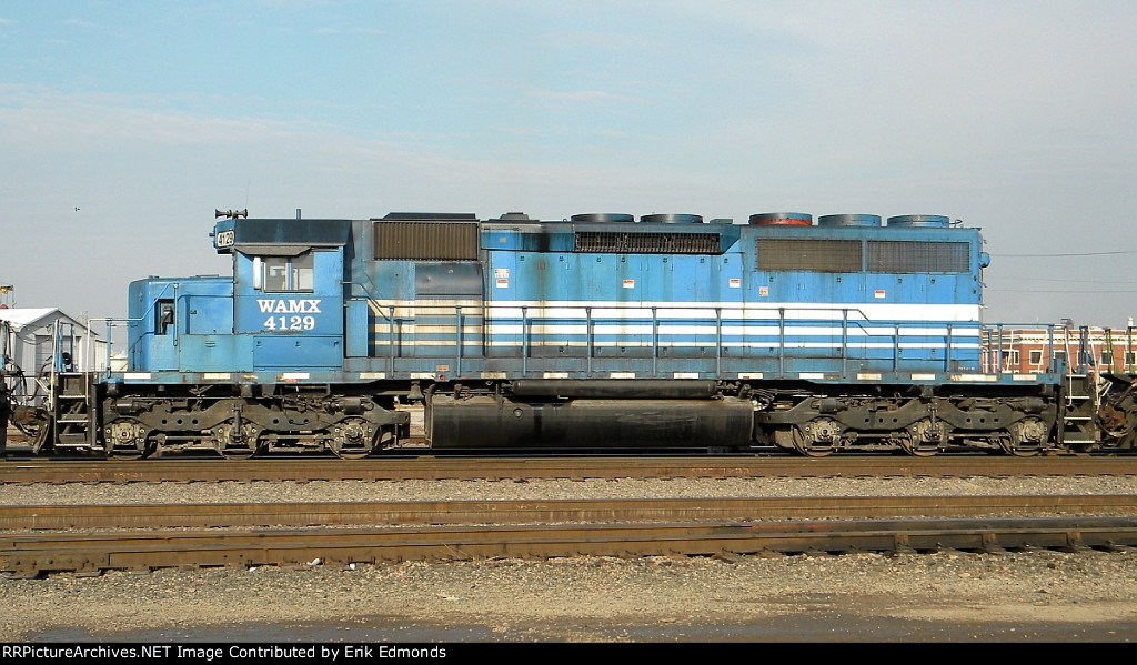 WAMX 4129 SIDE