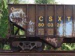 CSXT 800326 (ex Chessie)