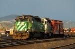 BNSF 7057
