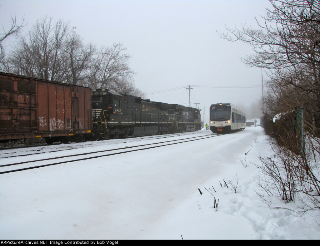 NS 8842 and NJT 3506