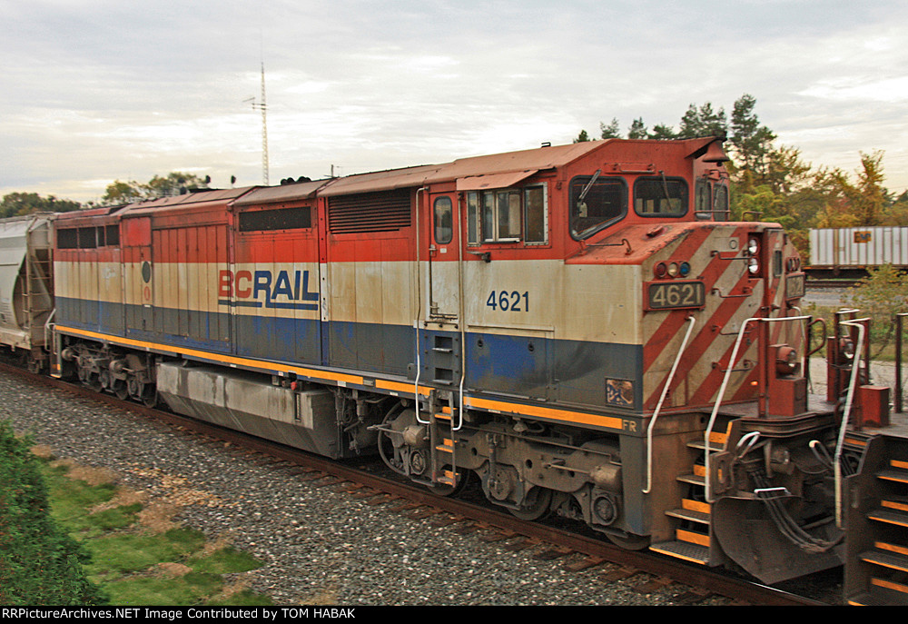 BCOL 4621 on CSX K684-10