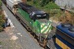 NREX 7275 on CSX K636-17