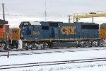 CSX 8556 on Q393-15