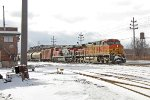 BNSF 4751 on CSX K688-21