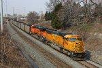 BNSF 9940 on CSX N859-01