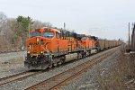 BNSF 5755 on CSX E942-12