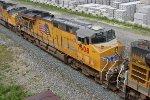 UP 7608 on CSWX Q090-15