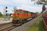 BNSF 4310 on CSX Q393-14