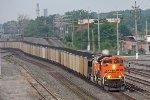 BNSF 9155 on CSX N859-17