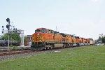 BNSF 5407 on CSX Q393-27