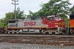 BNSF 681 on CSX Q122-15
