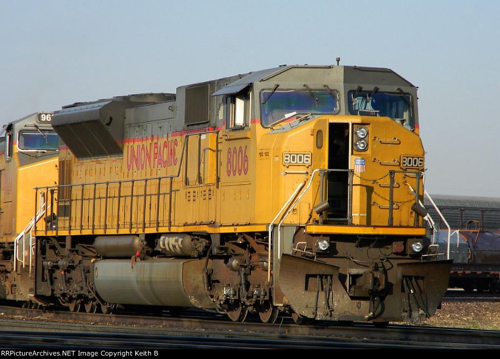 UP 8006
