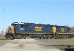 CSX 8536