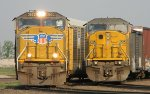 UP 8052 and 3852