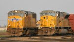 UP 4002 and UP 8129