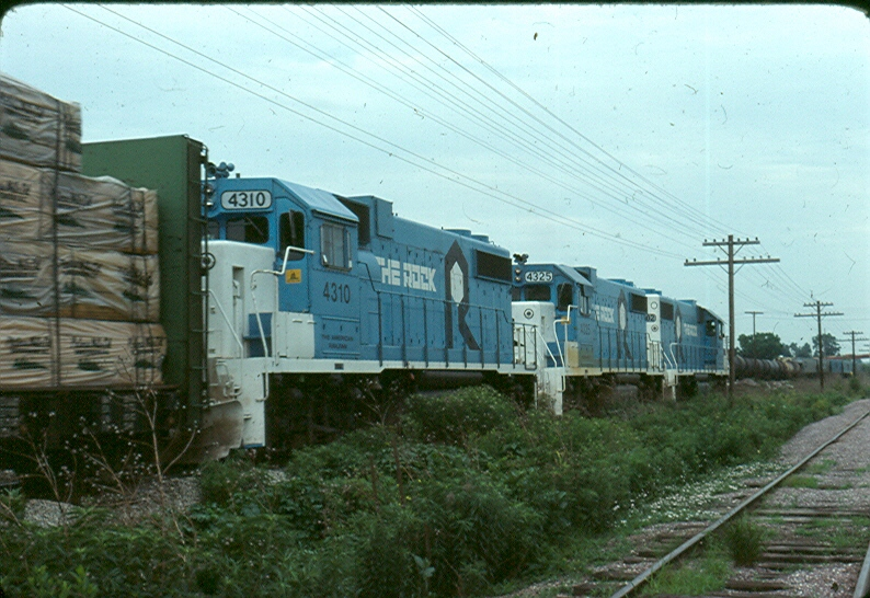 """Rock 4310 """"The American Railfan""""  (to MP/UP 2248 now UP 748)"""