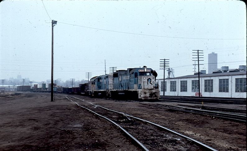 RI train