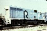 ROCK 373 in blue/white scheme