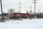 BNSF 6172